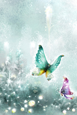 Fairy Tale iPhone Wallpaper