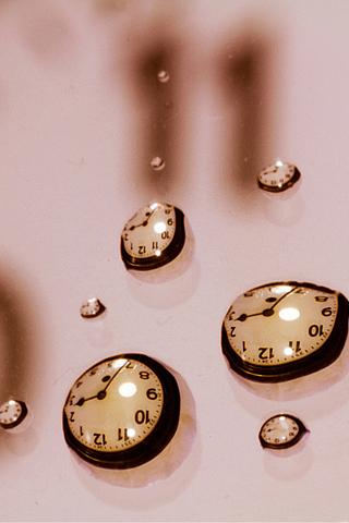 Time by Stefan Hellkvist iPhone Wallpaper