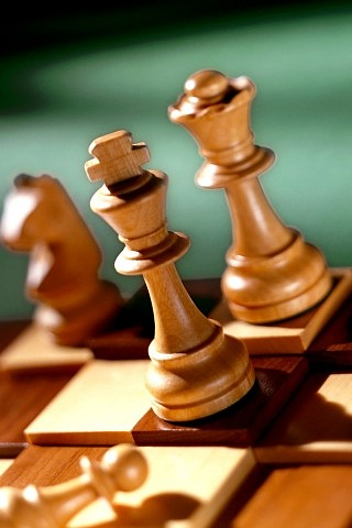Chess iPhone Wallpaper