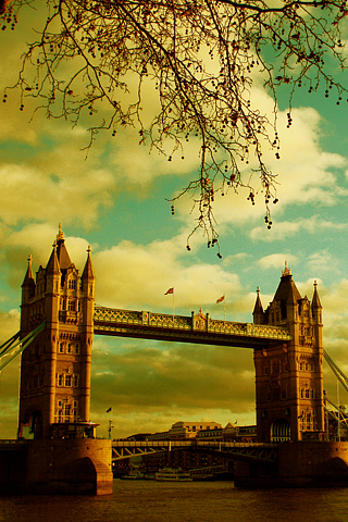 London Bridge iPhone Wallpaper