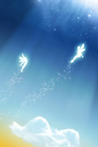 Fairies iPhone Wallpaper