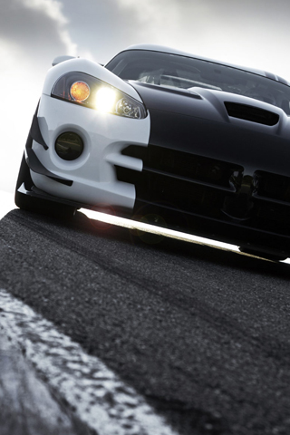Dodge Viper SRT iPhone Wallpaper