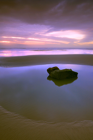 Shore by John Parminter iPhone Wallpaper