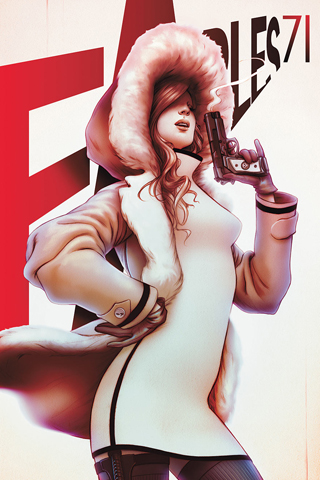 Fables 71 iPhone Wallpaper