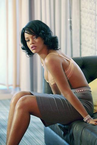 Rihanna iPhone Wallpaper