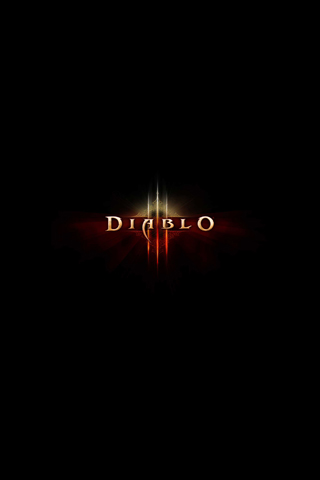 Are you ready for Diablo 3? iPhone Wallpaper