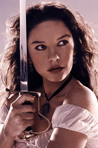 wallpaper catherine zeta jones. Catherine Zeta Jones iPhone