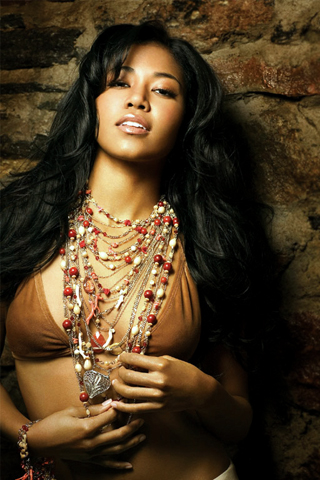 Amerie iPhone Wallpaper