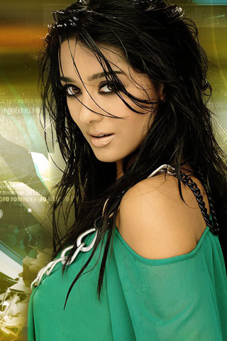 Amrita Rao iPhone Wallpaper
