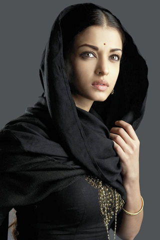 Aishwarya Rai iPhone Wallpaper