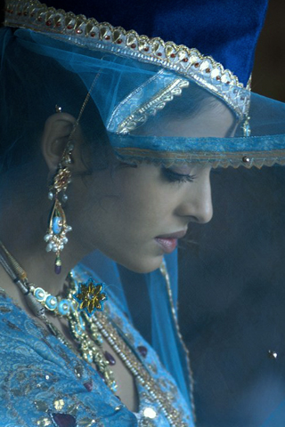 Aishwarya Rai iPhone Wallpaper