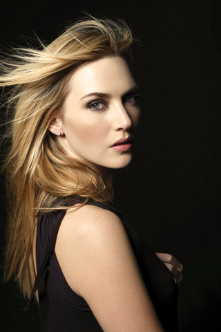 Kate Winslet iPhone Wallpaper