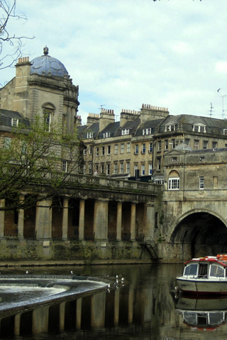 Pulteney Bridge England Iphone Wallpaper Idesign Iphone