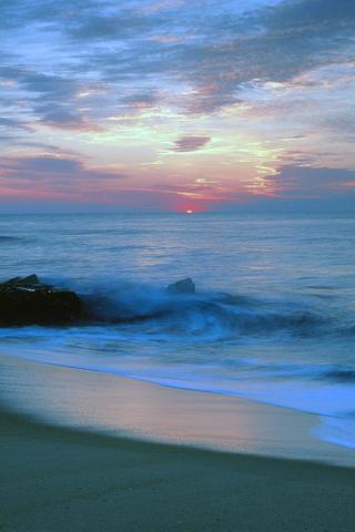 Ocean City, Maryland iPhone Wallpaper