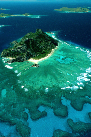 Melanesia Fiji Island IPhone Wallpaper