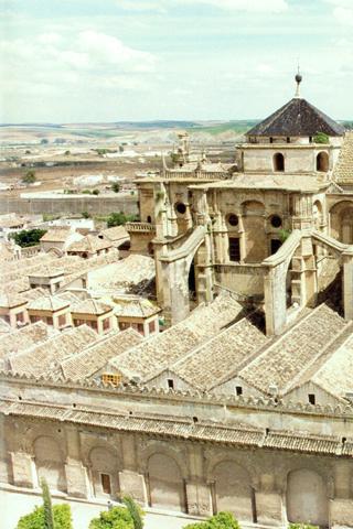 La Mezquita Catedral De Córdoba, Córdoba iPhone Wallpaper