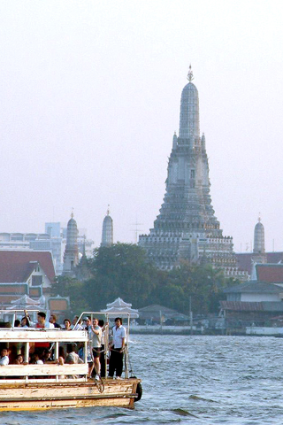 Wat Arun iPhone Wallpaper