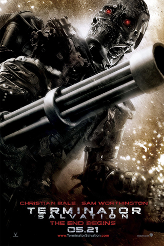 Terminator: Salvation iPhone Wallpaper