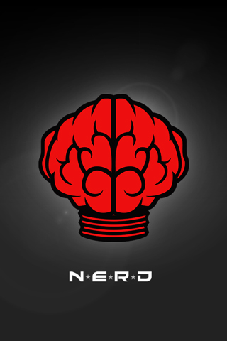 N.E.R.D iPhone Wallpaper