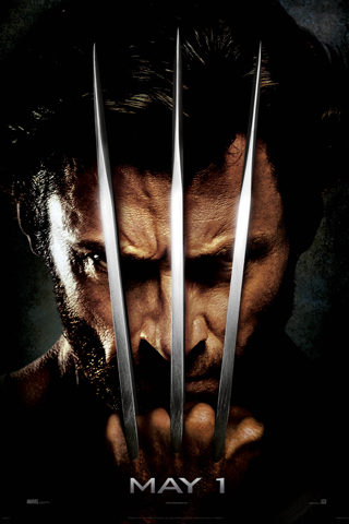 X-Men Origins iPhone Wallpaper