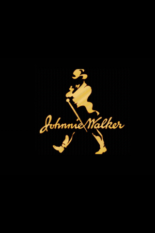 Johnnie Walker Logo iPhone Wallpaper