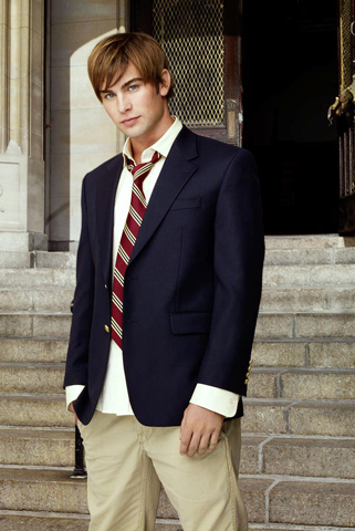 Nate Archibald of Gossip Girl iPhone Wallpaper