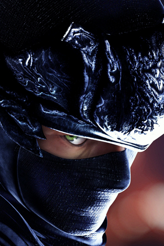Ninja Gaiden iPhone Wallpaper