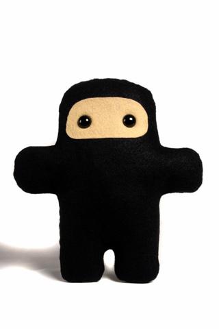 ninja törtel