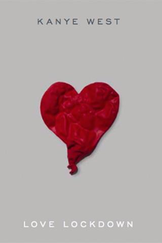 Kanye West Love Lockdown iPhone Wallpaper