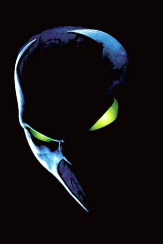 Spawn iPhone Wallpaper
