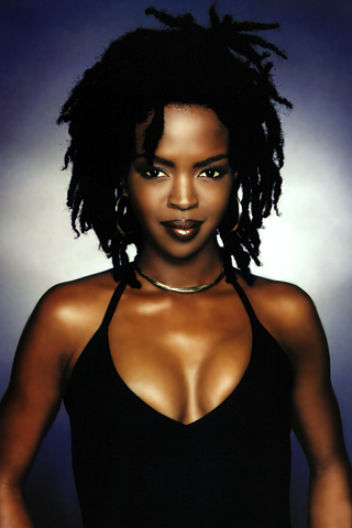 Lauryn Hill iPhone Wallpaper