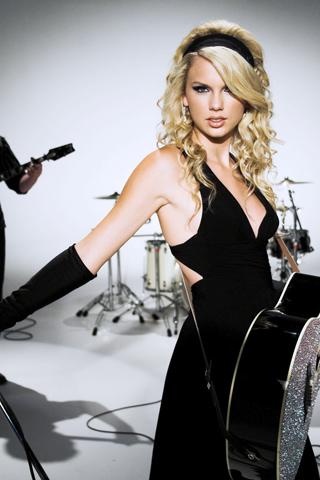 Taylor Swift iPhone Wallpaper