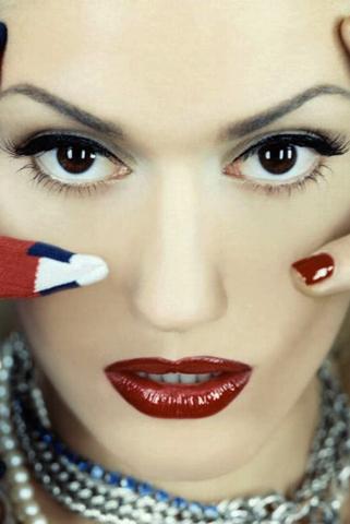 Gwen Stefani iPhone Wallpaper