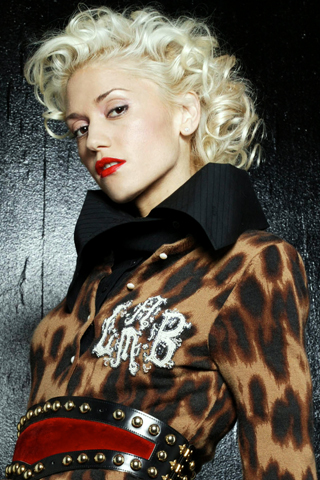 Gwen Stefani - L.A.M.B iPhone Wallpaper