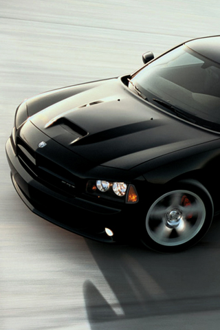 Dodge Charger SRT8 iPhone Wallpaper