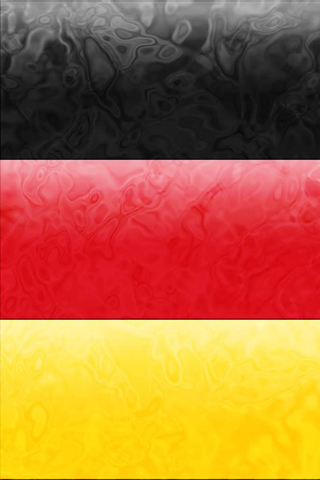 Germany Flag iPhone Wallpaper
