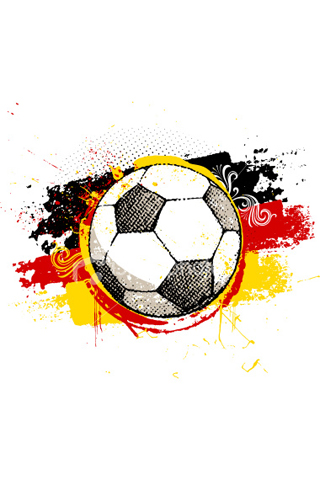 Germany Football iPhone Wallpaper