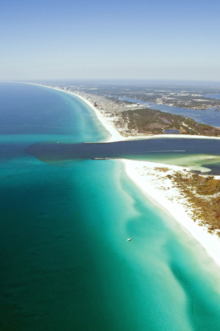 Panama City Beach, Florida iPhone Wallpaper