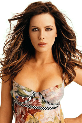 Kate Beckinsale iPhone Wallpaper