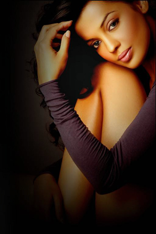 Mugdha Godse iPhone Wallpaper