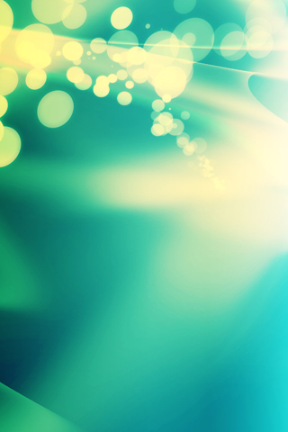 Light Green iPhone Wallpaper