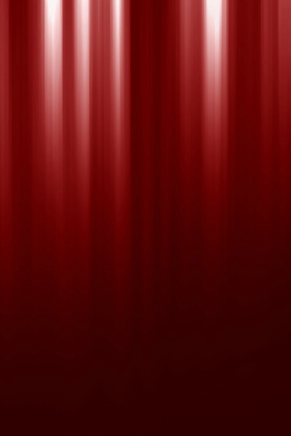 Red Curtain iPhone Wallpaper