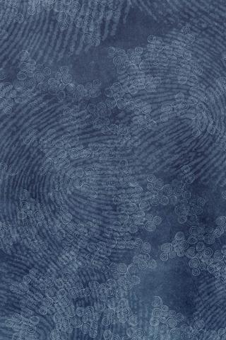 Finger Prints iPhone Wallpaper