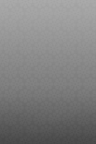 Grey Flowers iPhone Wallpaper