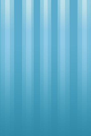 Blue Stripes iPhone Wallpaper