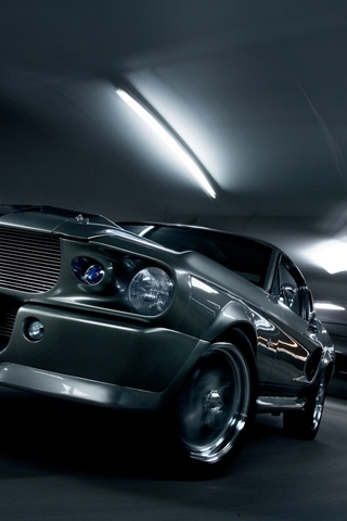 Shelby Gt Iphone Wallpaper Idesign Iphone
