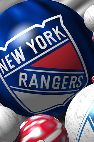 NY Rangers IPhone Wallpaper