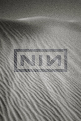Nine Inch Nails iPhone Wallpaper