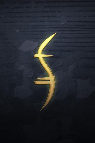 S Logo iPhone Wallpaper