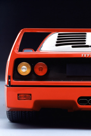 Ferrari F50 Iphone Wallpaper Idesign Iphone
